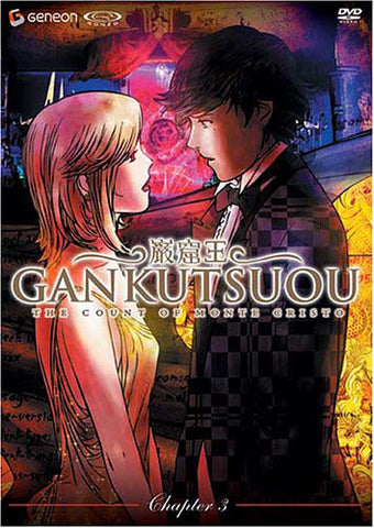 Gankutsuou - The Count of Monte Cristo - Chapter 3 DVD Movie
