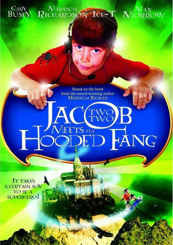 Jacob Two Two Meets the Hooded Fang DVD Movie