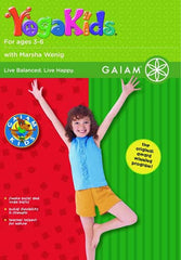Yoga Kids - For Ages 3-6