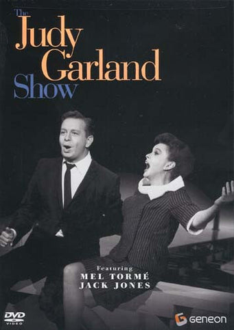 The Judy Garland Show, Featuring Mel Torme and Jack Jones (1963) DVD Movie