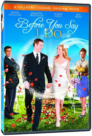 Before You Say I Do DVD Movie