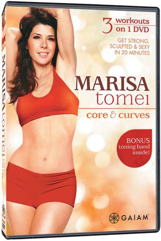 Marisa Tomei - Core And Curves DVD Movie