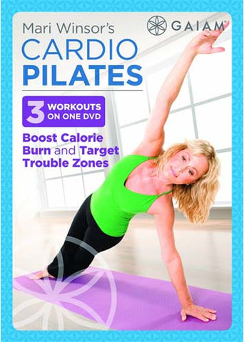 Mari Winsor's Cardio Pilates DVD Movie