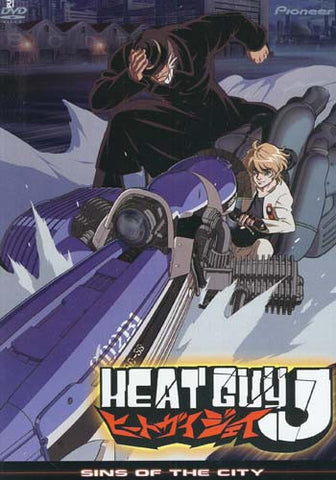 Heat Guy J - Sins of the City (Vol. 3) DVD Movie