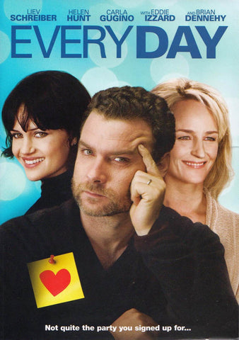 Every Day (ALL) DVD Movie