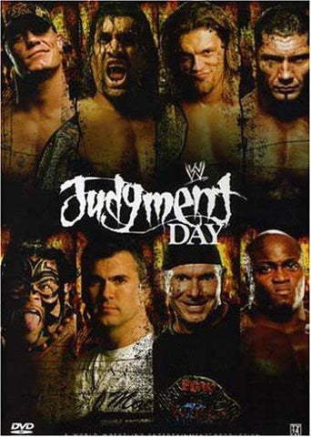 WWE - Judgment Day 2007 DVD Movie