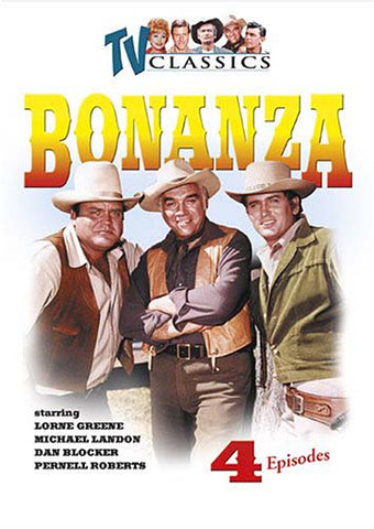 Bonanza - V.1 (2002) DVD Movie