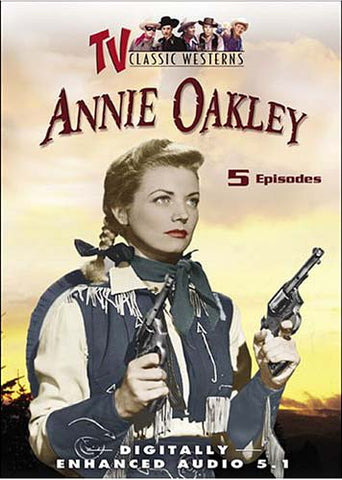 Annie Oakley, Vol. 1 DVD Movie