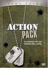 Action Pack - Cinema Deluxe - Six Movies For The Adrenaline Junkie (Boxset)