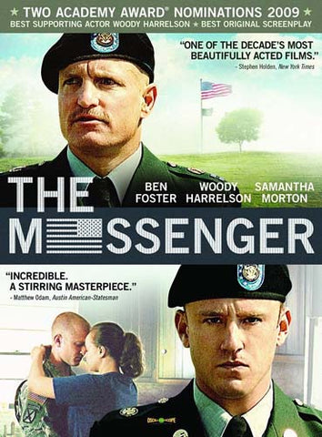 The Messenger(bilingual) DVD Movie