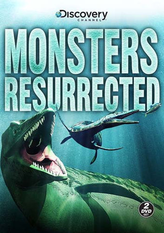 Monsters Resurrected (2-disc) DVD Movie