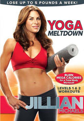 Jillian Michaels - Yoga Meltdown - Levels 1 And 2 Workouts