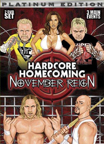 Hardcore Homecoming - November Reign (Platinum Edition) DVD Movie