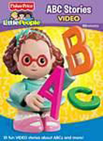 Fisher-Price - ABC Stories (Little People) DVD Movie