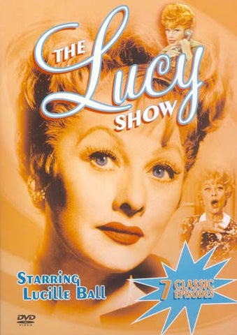 The Lucy Show (Includes Ring-A-Ding/Lucy and Phil Silvers) (7 Classic episodes) DVD Movie