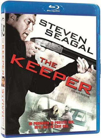 The Keeper (Steven Seagal) (Bilingual) (Blu-ray) BLU-RAY Movie