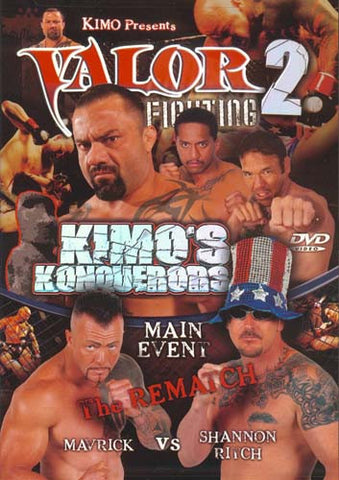 Valor Fighting - Vol. 2: Kimo s Konquerors DVD Movie