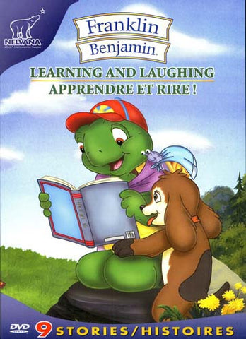 Franklin Benjamin : Learning and Laughing 9 stories (Bilingual) DVD Movie