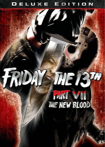 Friday the 13th - Part VII (7) - The New Blood (Deluxe Edition) DVD Movie