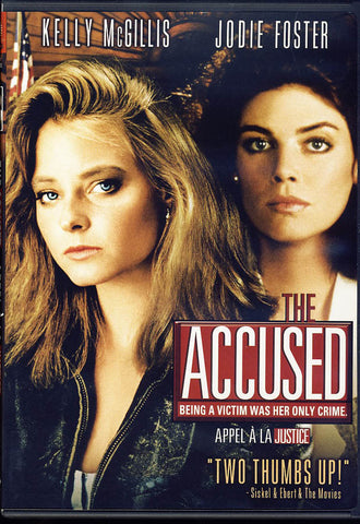 The Accused (Bilingual) DVD Movie