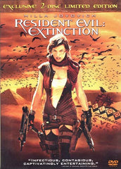 Resident Evil Extinction (Exclusive 2-disc Limited Edition)