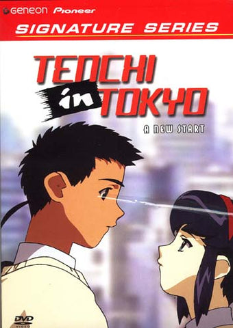 Tenchi In Tokyo - A New Start (Vol. 1) (Geneon Signature Series) DVD Movie
