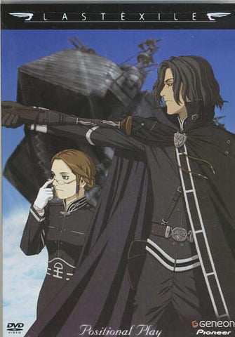 Last Exile - Positional Play (Vol. 2) DVD Movie