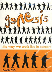 Genesis - The Way We Walk (Live in Concert) (Boxset)