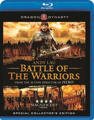 Battle of the Warriors (Dragon Dynasty) (Blu-ray) BLU-RAY Movie