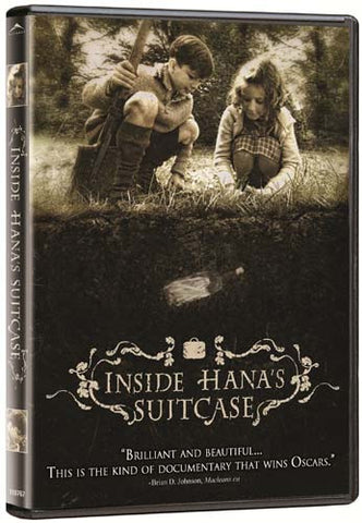 Inside Hana's Suitcase DVD Movie