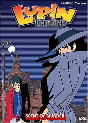 Lupin the 3rd - Scent of Murder (Vol. 9) With Toy (Boxset) DVD Movie