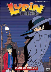 Lupin the 3rd - Scent of Murder (Vol. 9) With Toy (Boxset)