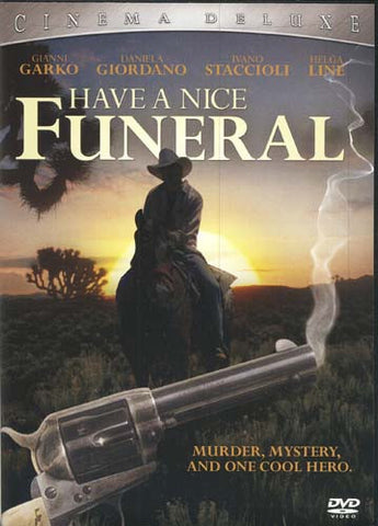 Have a nice funeral DVD Movie