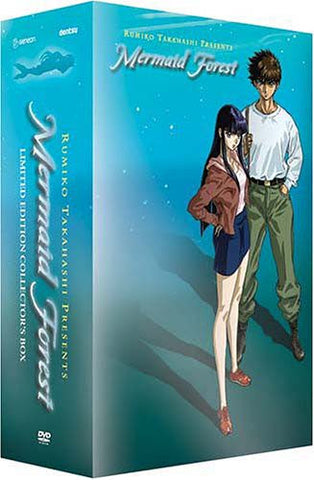 Mermaid Forest - Quest for Death (Vol. 1) (Limited Edition Collector's Box) (Boxset) DVD Movie