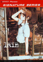 Serial Experiments - Lain: Knights (Layers 5-7) (Genoen Signature Series)