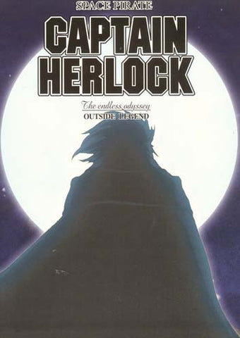 Space Pirate Captain Herlock - Final Voyage (Vol. 4) (Collector's Box) (Boxset) DVD Movie
