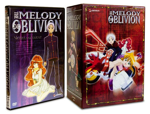 The Melody of Oblivion - Arrangement (Vol. 1) (Collector's Edition) (Boxset) DVD Movie