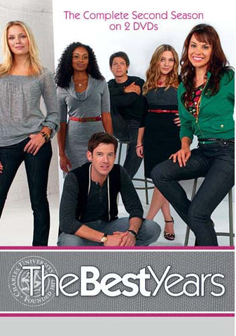The Best Years - Complete Second Season (2nd) (Bilingual) DVD Movie