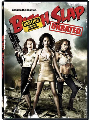 Bitch Slap (Unrated) DVD Movie