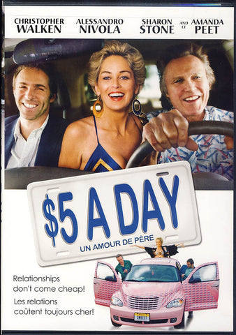 $5 A Day (Bilingual) DVD Movie