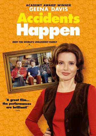 Accidents Happen DVD Movie
