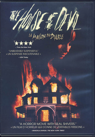 The House of the Devil (Bilingual) DVD Movie