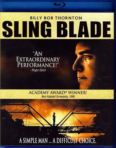 Sling Blade (Blu-ray) BLU-RAY Movie