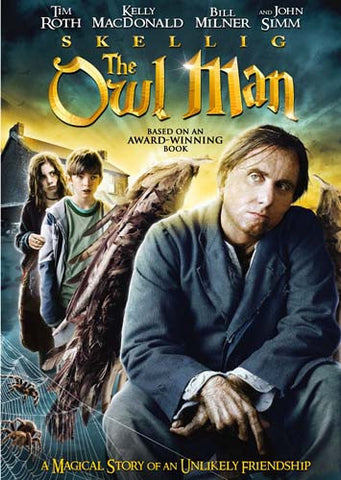 Skellig - The Owl Man DVD Movie