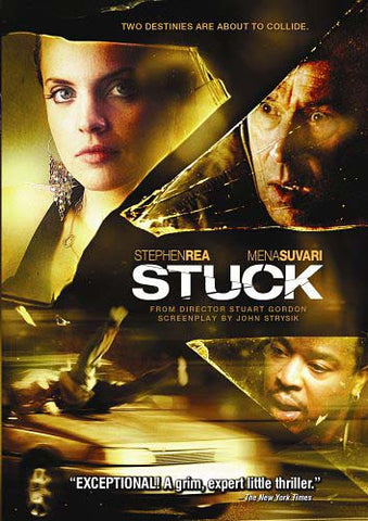 Stuck DVD Movie