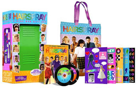 Hairspray (2 -Disc Shake And Shimmy Limited Edition Giftset) (Boxset) DVD Movie