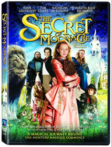 The Secret of Moonacre DVD Movie