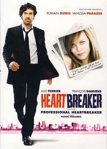 Heartbreaker (L Arnacoeur) (Bilingual) DVD Movie