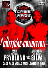 Cage Rage 16 - Critical Condition
