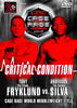Cage Rage 16 - Critical Condition DVD Movie